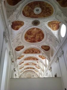 Mauerbach ceiling