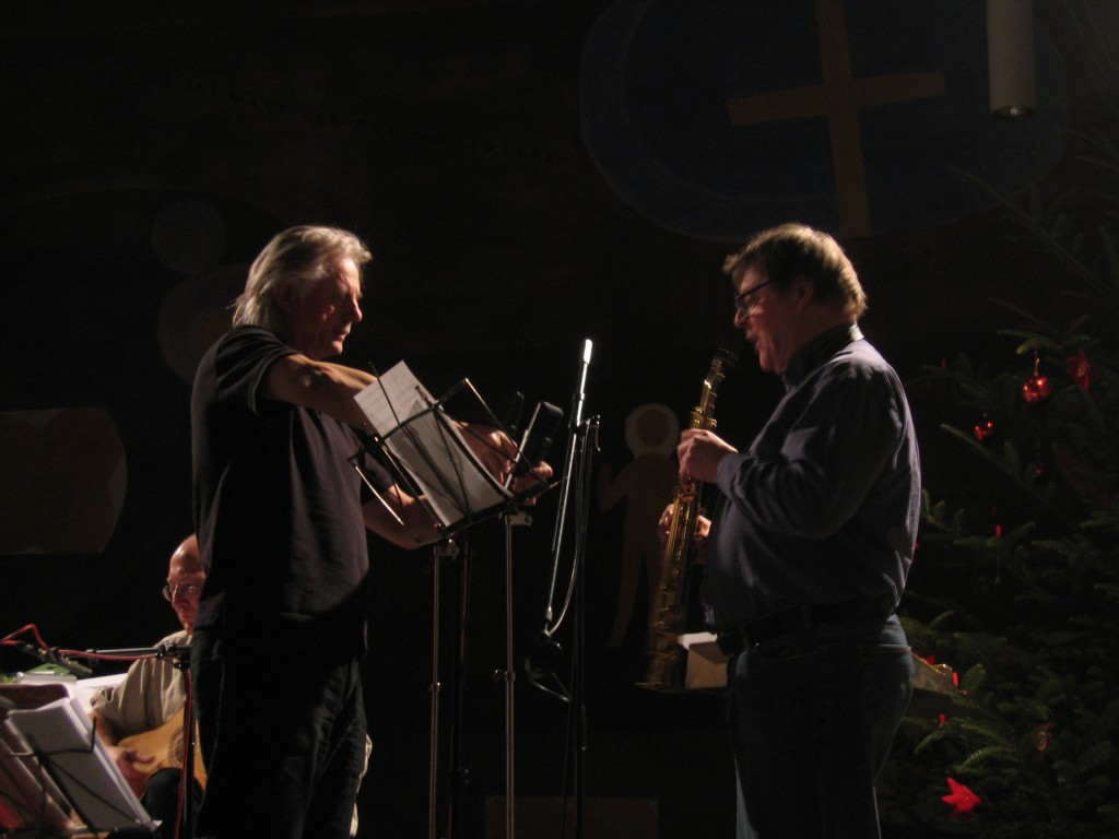 Manfred Eicher and the Dowland Project