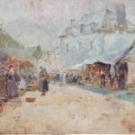 Rochefort market E